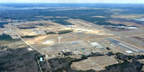 Massachusetts Military Reservation NPL Site